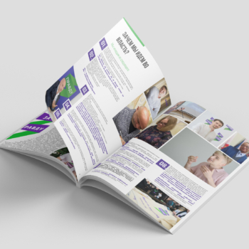 Дизайн-макет журнала