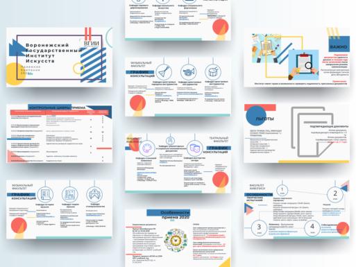 Презентация для приемной кампании ВГИИ. 2020г.